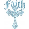 Faith Cross - Template