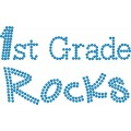 1st Grade Rocks - Template