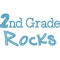 2nd Grade Rocks - Template
