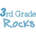 3rd Grade Rocks - Template