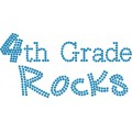 4th Grade Rocks - Template