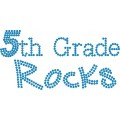 5th Grade Rocks - Template