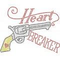 Heart Breaker - Pistol